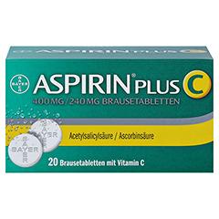 Aspirin plus C 20 Stück - Vorderseite