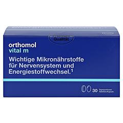 ORTHOMOL Vital M 30 Tabl./Kaps.Kombipackung 1 Stück - Vorderseite