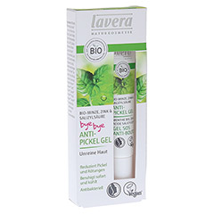 LAVERA Anti-Pickel Gel Minze 15 Milliliter
