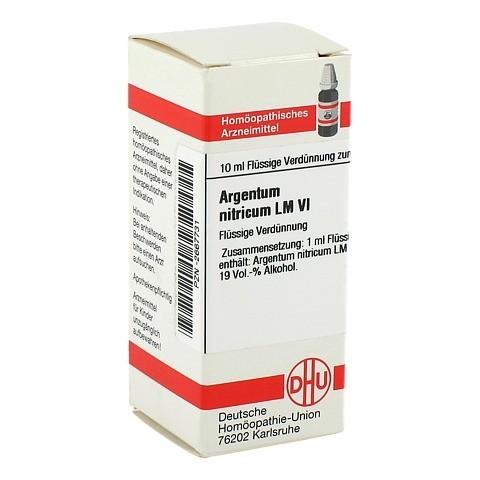 LM ARGENTUM nitricum VI Dilution 10 Milliliter N1