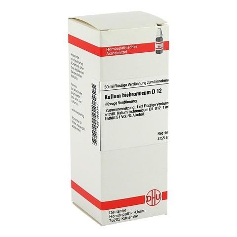 KALIUM BICHROMICUM D 12 Dilution 50 Milliliter N1