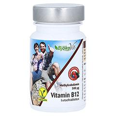 VITAMIN B12 vegan Lutschtabletten 60 Stück