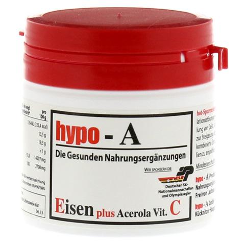 HYPO A Eisen+Acerola Vitamin C Kapseln 120 Stück