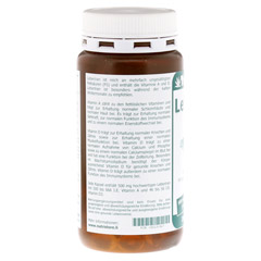 LEBERTRAN 500 mg Kapseln 200 Stück - Linke Seite