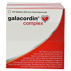 GALACORDIN complex Tabletten 200 Stück - Vorderseite