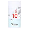 BIOCHEMIE Pfl�ger 10 Natrium sulfuricum D 6 Pulver 100 Gramm N2