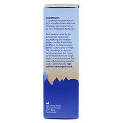 SNORISOL Nasenspray 10 Milliliter - Linke Seite