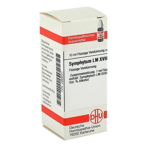 LM SYMPHYTUM XVIII Dilution 10 Milliliter N1
