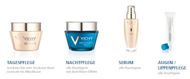 Themenshop Hautpflege in den Wechseljahren