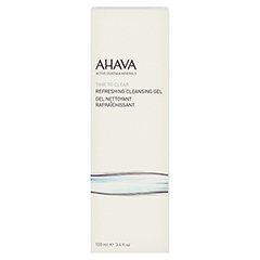 Ahava Refreshing Cleansing Gel 100 Milliliter - Vorderseite