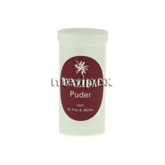 BENZIDAL Puder Plastik-Streudose 90 Gramm