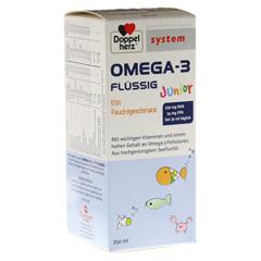 DOPPELHERZ Omega-3 Junior fl�ssig system 250 Milliliter