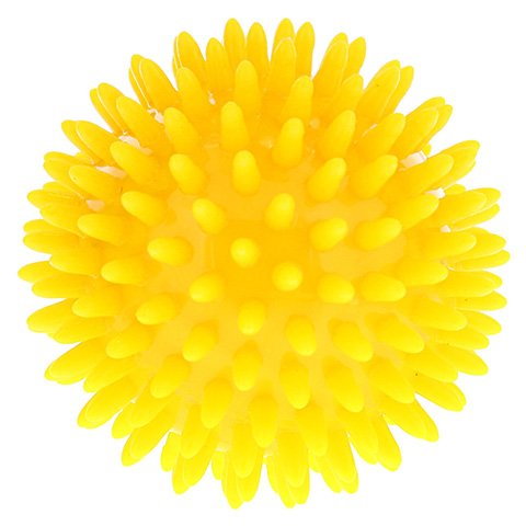 MASSAGEBALL Igelball 8 cm lose 1 Stück