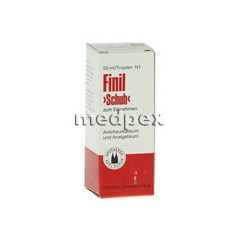 FINIL Schuh Tropfen 50 Milliliter N1