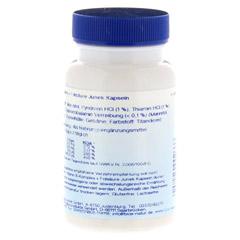 VITAMIN B Komplex+Fols�ure Junek Kapseln 60 St�ck - Linke Seite