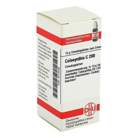 COLOCYNTHIS C 200 Globuli 10 Gramm N1
