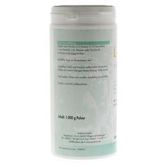 L-GLUTAMIN 100% Pur Pulver 1000 Gramm - Rechte Seite