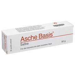 ASCHE Basis Salbe 50 Milliliter