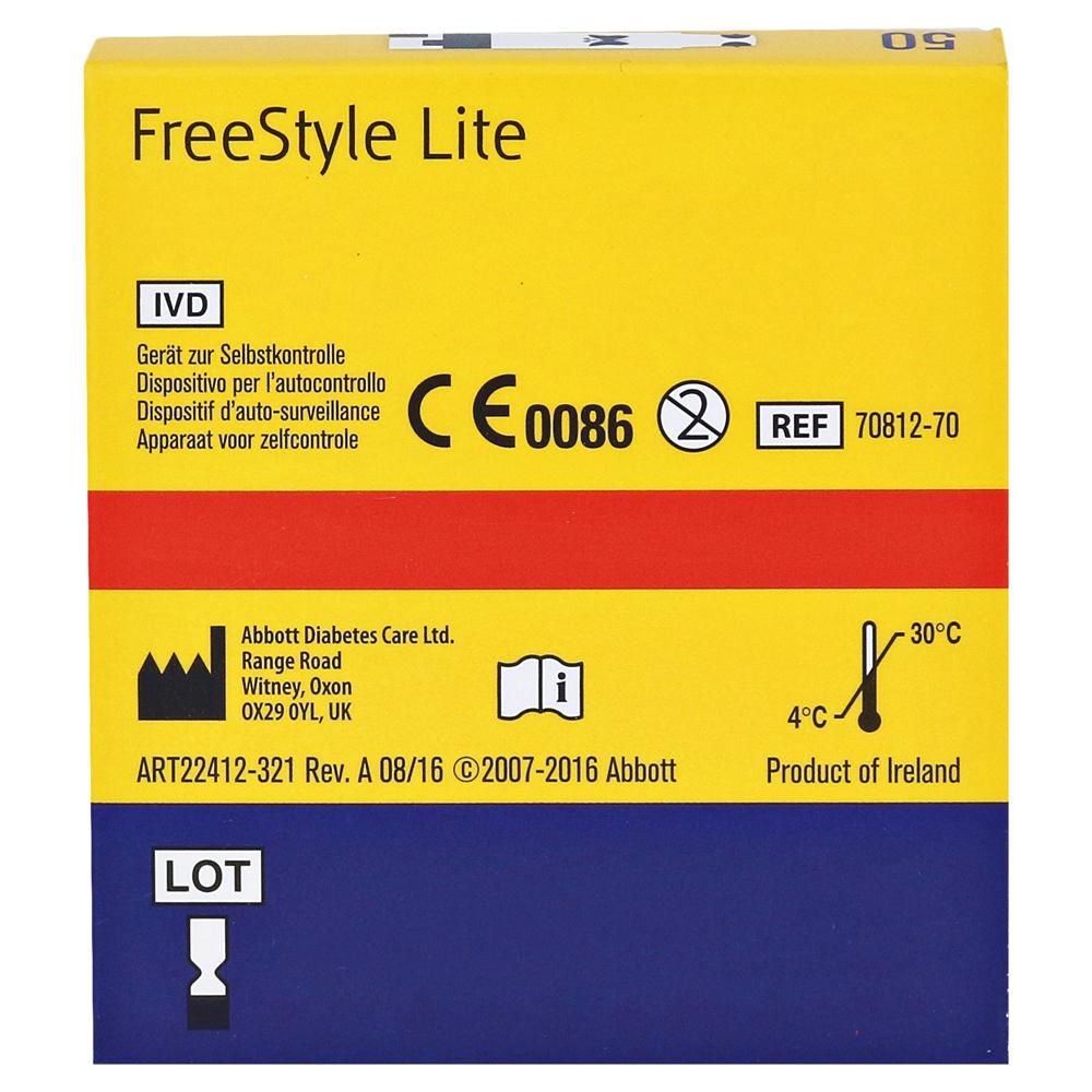 Freestyle Lite Teststreifen Preisvergleich - billigerde