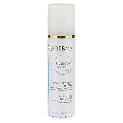 BIODERMA Hydrabio Eau de Soin SPF 30 Spray 50 Milliliter