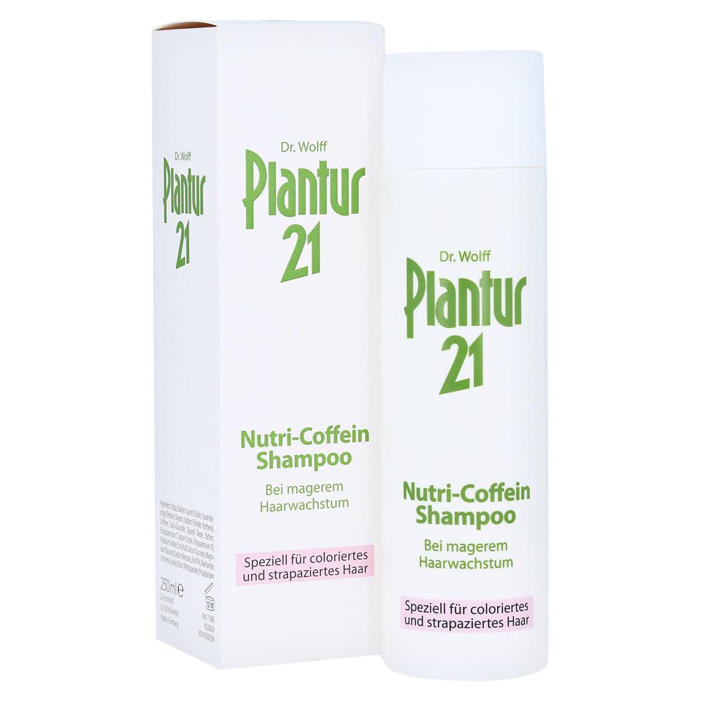 Erfahrungen zu PLANTUR 21 Nutri Coffein Shampoo 250