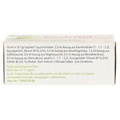 GASTRITOL Liquid Flüssigkeit zum Einnehmen 50 Milliliter - Unterseite