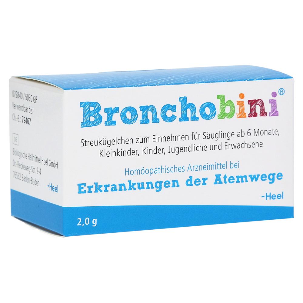 Bronchobini Erfahrungen