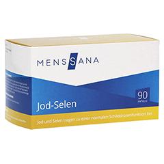 JOD SELEN MensSana Kapseln 90 Stück