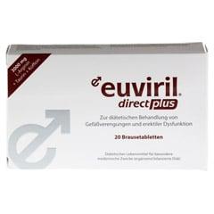 EUVIRIL direct plus Brausetabletten 20 Stück - Vorderseite