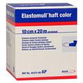 ELASTOMULL haft color 10 cmx20 m Fixierb.blau