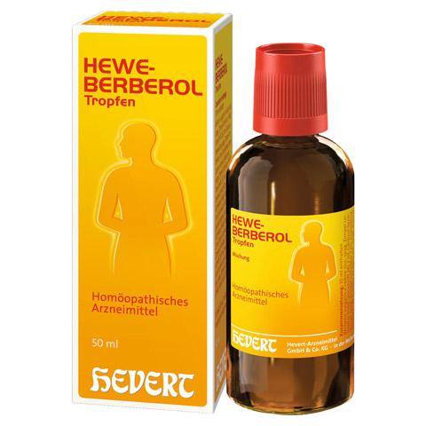 HEWEBERBEROL Tropfen 50 Milliliter N1