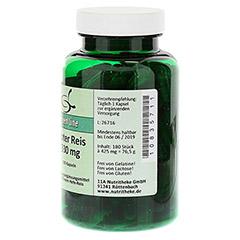 ROTER REIS 330 mg Kapseln 180 Stück - Rechte Seite