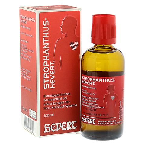 STROPHANTHUS HEVERT Tropfen 100 Milliliter N2