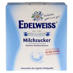 EDELWEISS Milchzucker 250 Gramm - Vorderseite