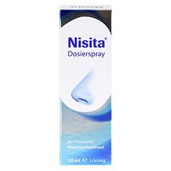 NISITA Dosierspray 20 Milliliter - Vorderseite