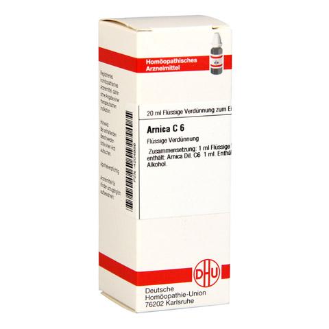 ARNICA C 6 Dilution 20 Milliliter N1