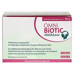 OMNI BiOTiC MIGRAene Sachets 30x3 Gramm - Vorderseite