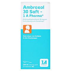 Ambroxol 30 Saft-1A Pharma 250 Milliliter N3 - Vorderseite