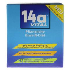 14A Vital Pulver 1020 Gramm - Vorderseite