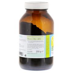 SPIRULINA 500 mg Bio Naturland Pulver 200 Gramm - Linke Seite