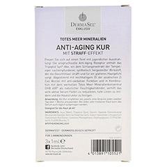 DERMASEL Ampullen-Kur Anti-Aging EXKLUSIV 3x1 Milliliter - Rückseite