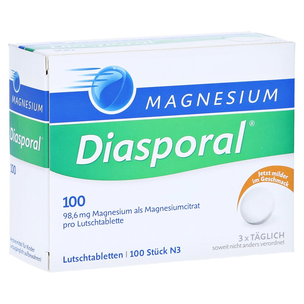 Magnesium diasporal 100
