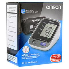 OMRON M500IT Oberarm Blutdruckmessgerät 1 Stück