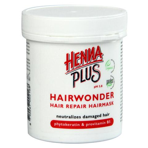 HENNAPLUS Hairwonder Hairmaske normal Dose 200 Milliliter