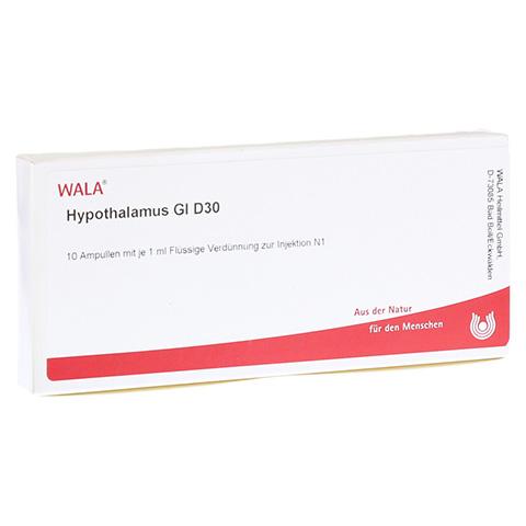 HYPOTHALAMUS GL D 30 Ampullen 10x1 Milliliter N1