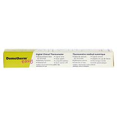 DOMOTHERM Easy digitales Fieberthermometer 1 Stück - Linke Seite
