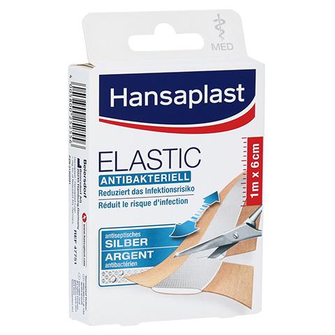 HANSAPLAST med elastic 6 cmx1 m Abschnitte 10 Stück