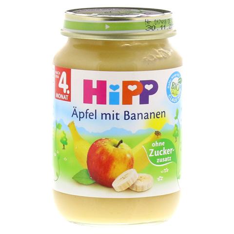 HIPP Fr�chte �pfel m.Bananen 190 Gramm