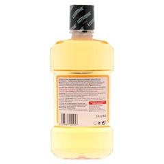 LISTERINE Cool Citrus Lösung 500 Milliliter - Rückseite