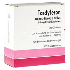 Tardyferon Depot-Eisen(II)-sulfat 80mg 100 St�ck N3